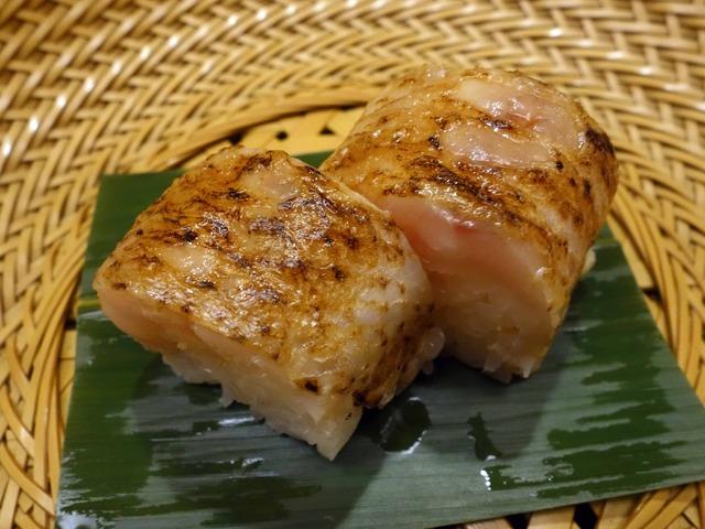 ノドグロの小袖寿司 2_edit