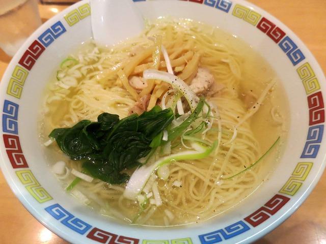 鶏糸湯麺(チースートンミン) 1_edit
