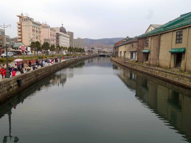 小樽運河 13_edit