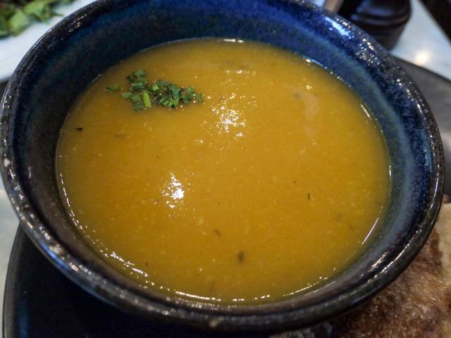 本日のスープ(ジャガイモと人参のスープ) 4_edit