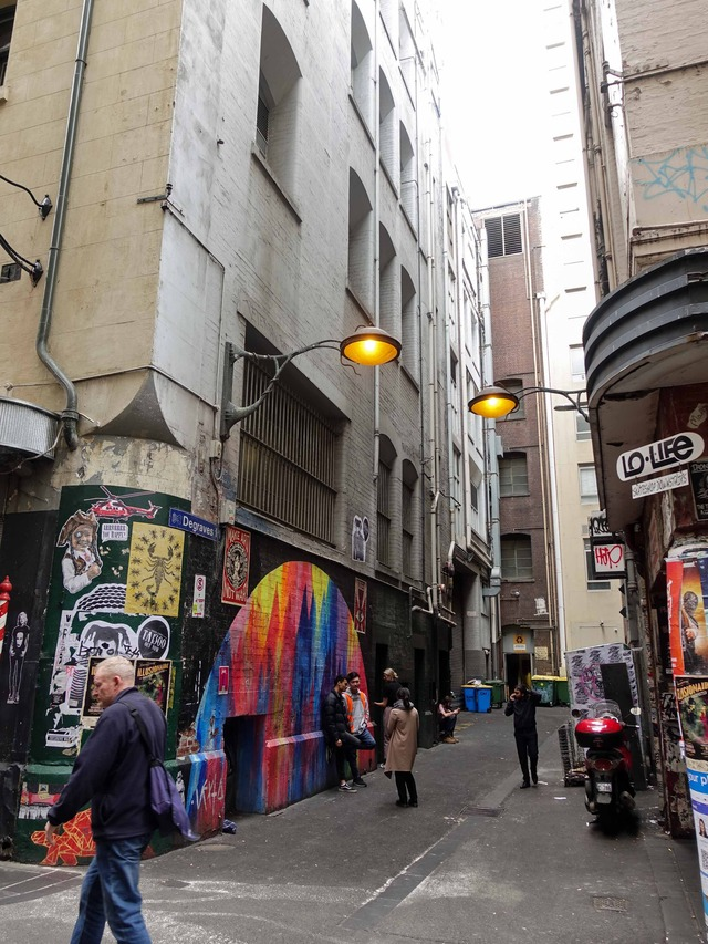 Degraves St と Degraves Place の交差点_edit