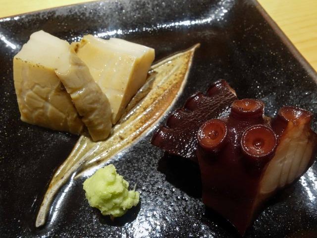 蒸しアワビと煮ダコ 4_edit