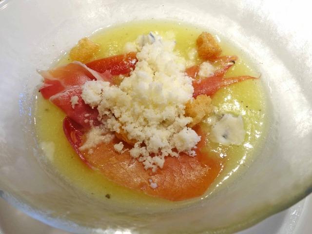 メロンの冷製スープ 1_edit