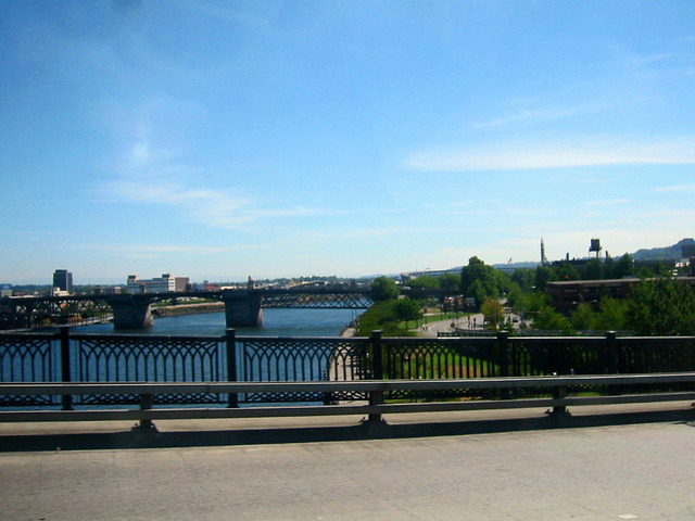 Steel Bridge からの眺め_edit