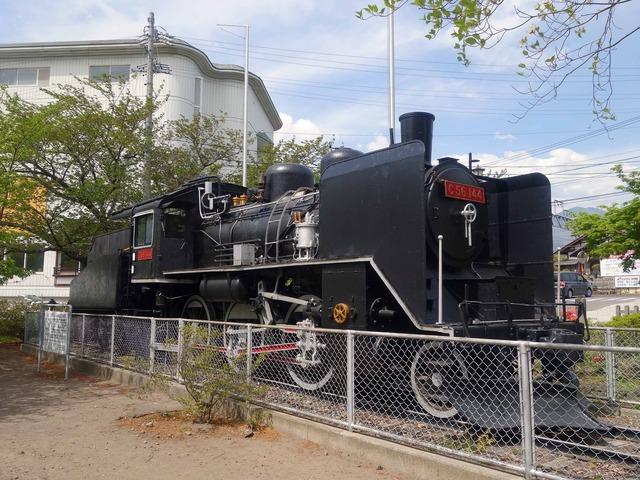機関車(SL C56-144) 1_edit
