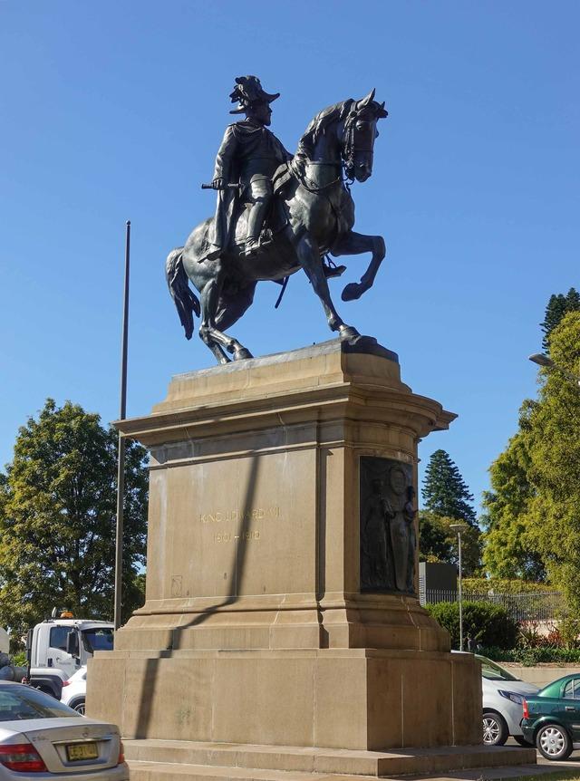 キング・エドワード 7 世の騎馬像 7_edit