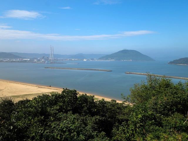 上段広場から唐津湾を望む 1_edit