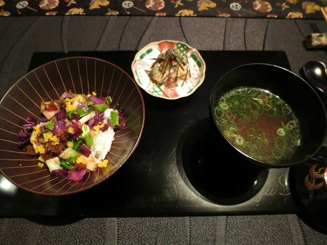 山椒飯,味噌椀,香の物 2_edit
