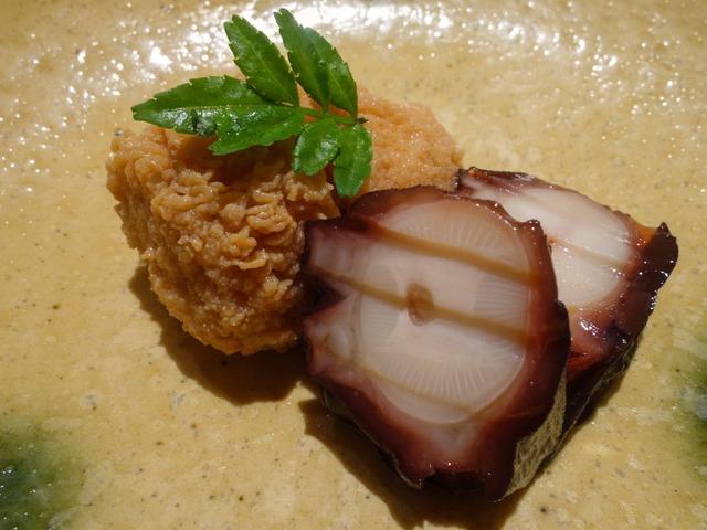 煮ダコと鯛の子の含め煮 2_edit