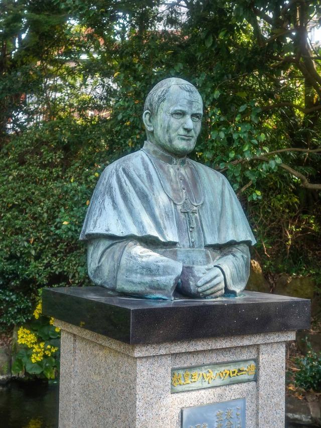 教皇ヨハネ・パウロ二世 2_edit
