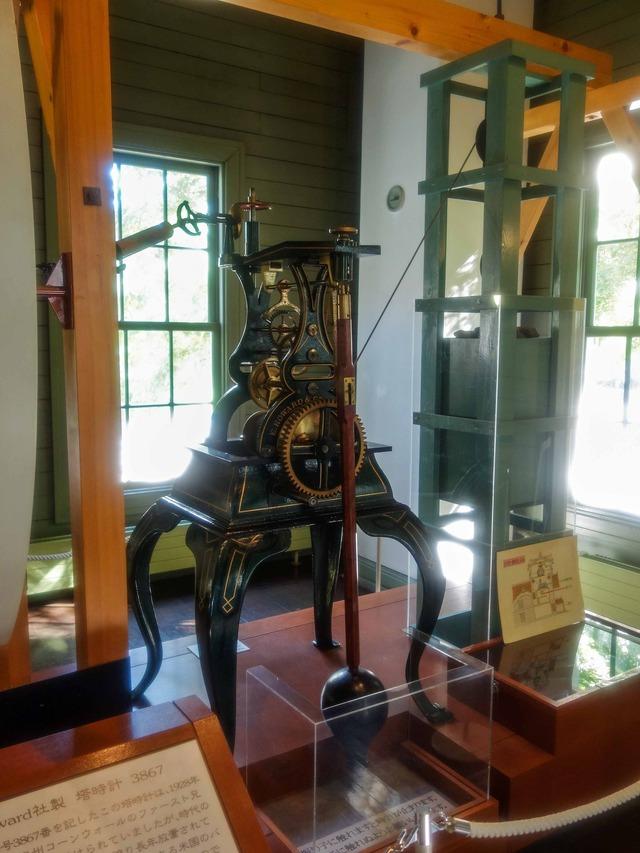 ハワード社製の時計機械 3_edit
