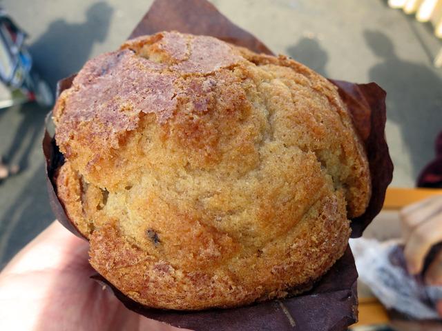 Bread & Cie のマフィン 2_edit