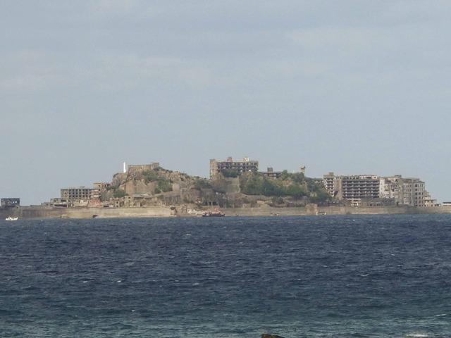 展望台から軍艦島を望む 6_edit
