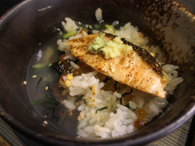 鮭といくらの海鮮茶漬け 9_edit