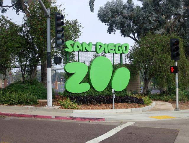 サンディエゴ動物園 1_edit