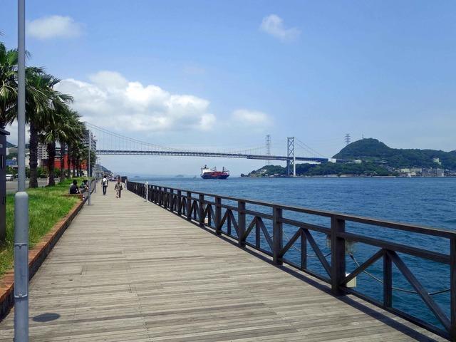 関門橋を望む 1_edit