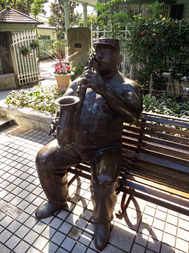 北野町広場の銅像 5_edit