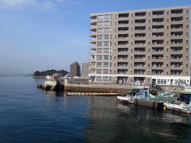 フェリーから広島湾を望む 3_edit
