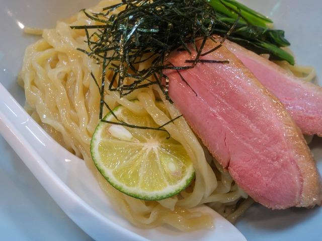 鴨清湯つけ麺 6_edit