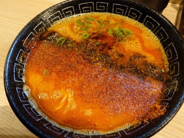 担々麺,辛味増し 1_edit