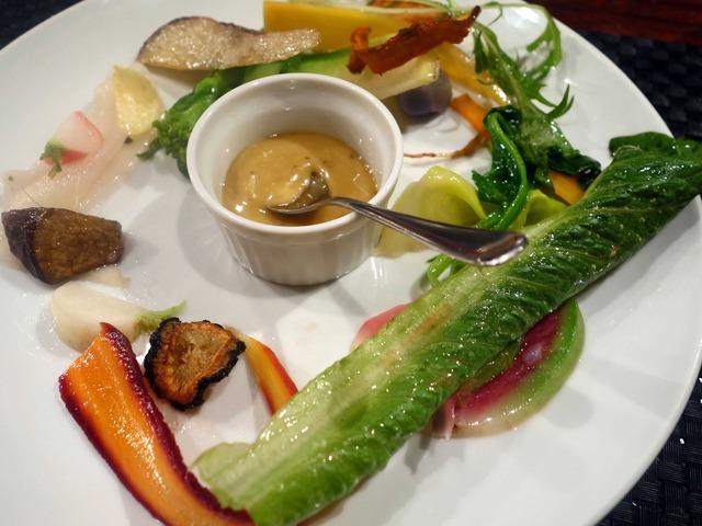 有機野菜のサラダ仕立て 5_edit
