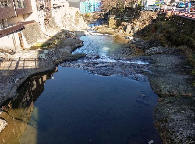渡月橋から桂川を望む 3_edit