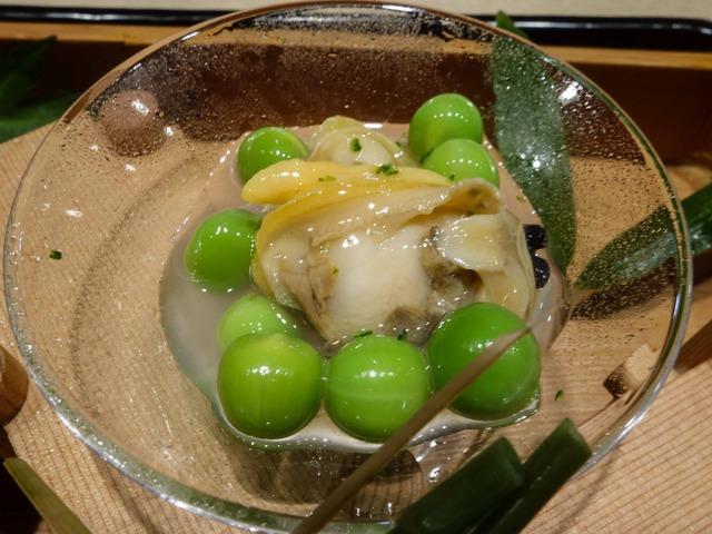 八寸(アサリ,うすい豆) 1_edit