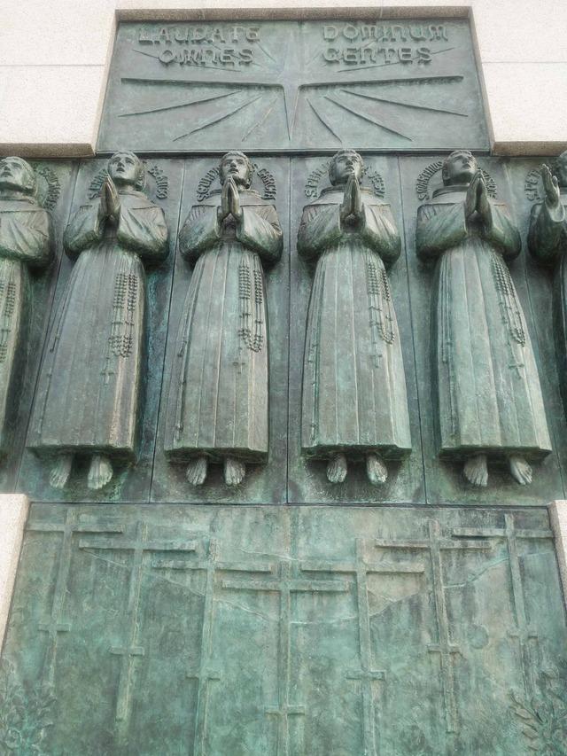 日本二十六聖人殉教記念碑 13_edit