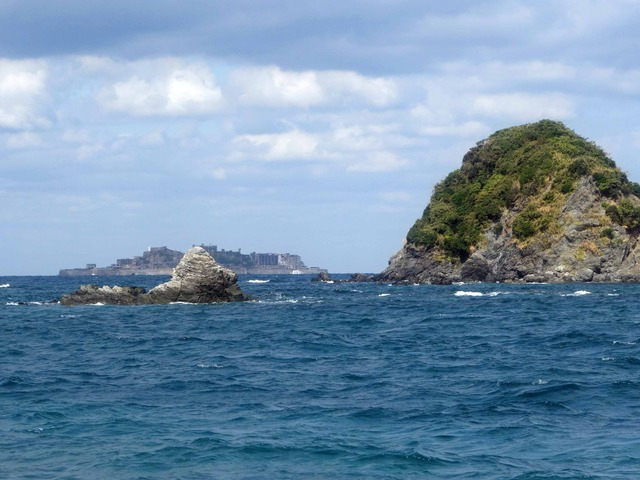軍艦島を望む 21_edit
