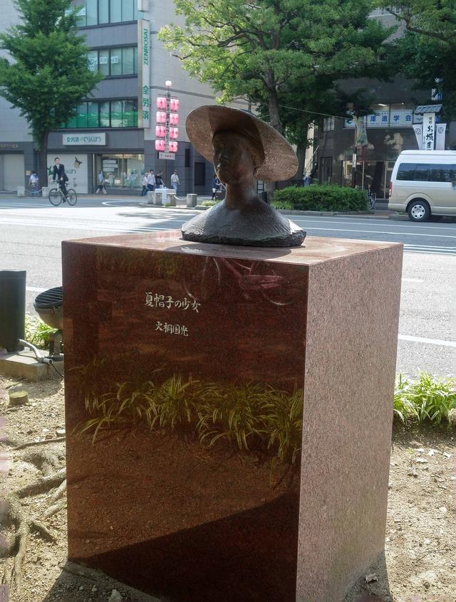 夏帽子の少女_edit