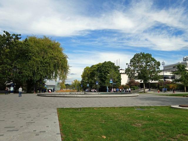University Blvd と Main Mall の交差点 3_edit