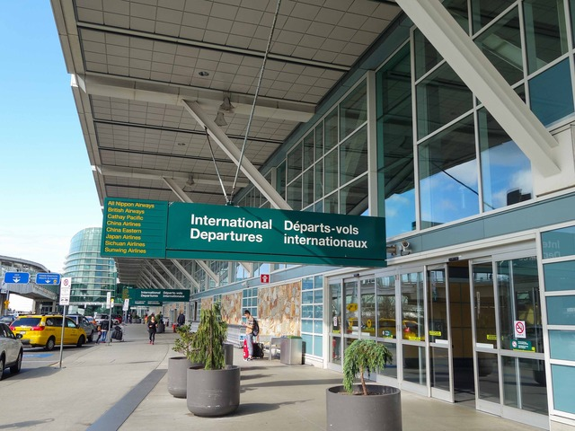 バンクーバー国際空港 3_edit