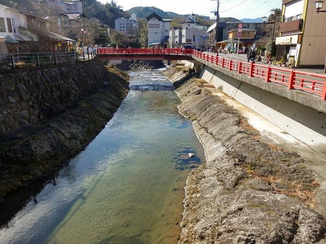 渡月橋から桂川を望む 1_edit