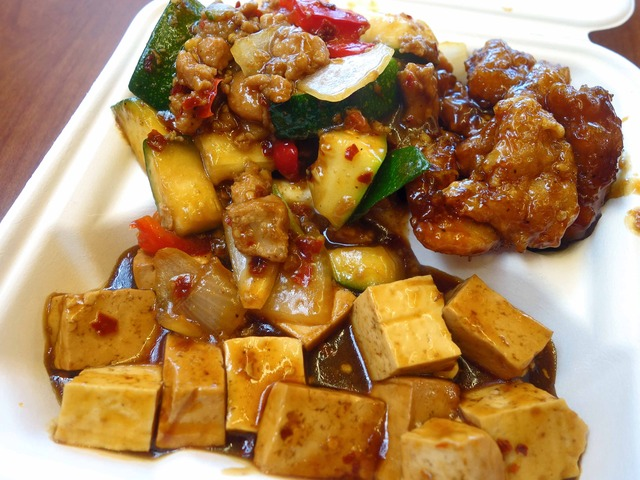 Spicy Tofu, Orange Chicken, Kung Poo Chicken 1_edit