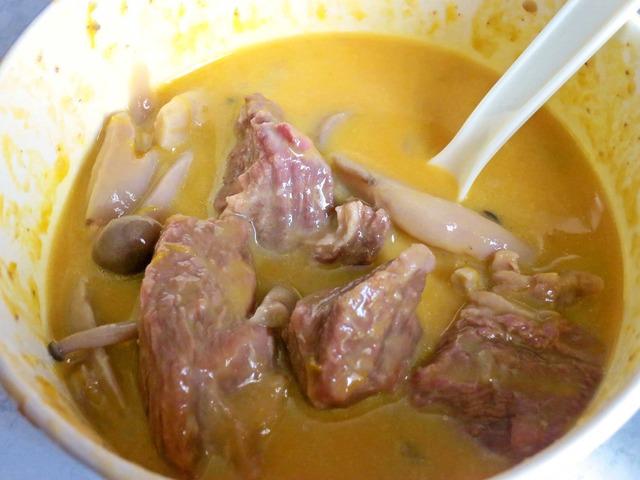 仔牛とキノコのクリームスープ 2_edit