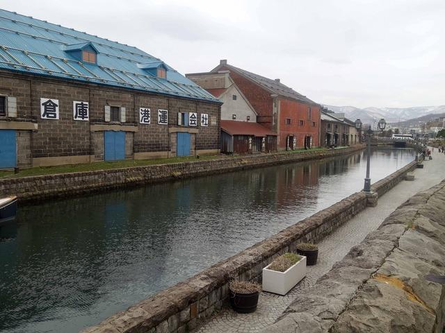 小樽運河 2_edit