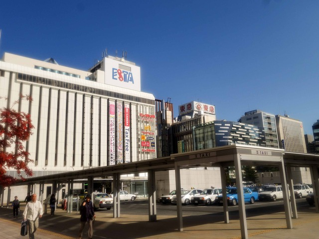 JR 札幌駅 14_edit