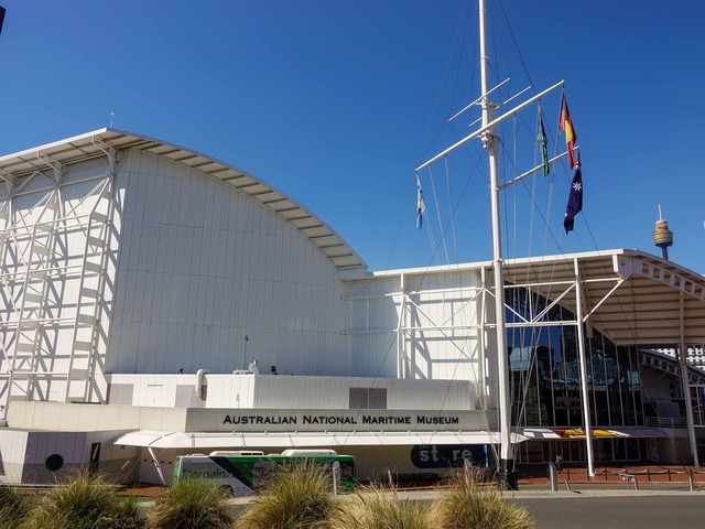 オーストラリア国立海事博物館 2_edit