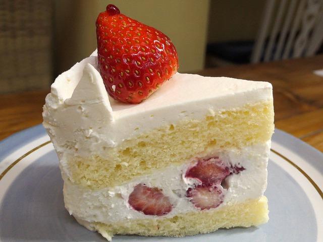 いちごのショートケーキ 3_edit