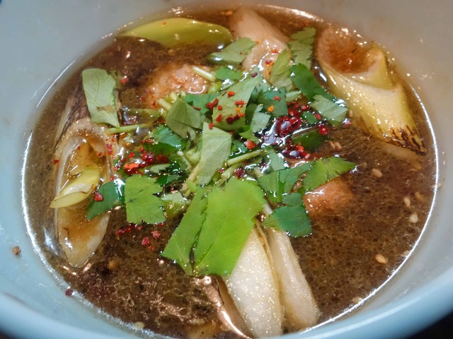 鴨清湯つけ麺 3_edit