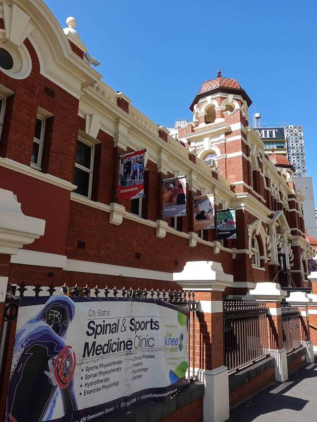 Melbourne City Baths(Victoria St と Swanston St の交差点) 3_ed