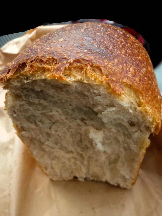 ハチミツ山食パン 3_edit