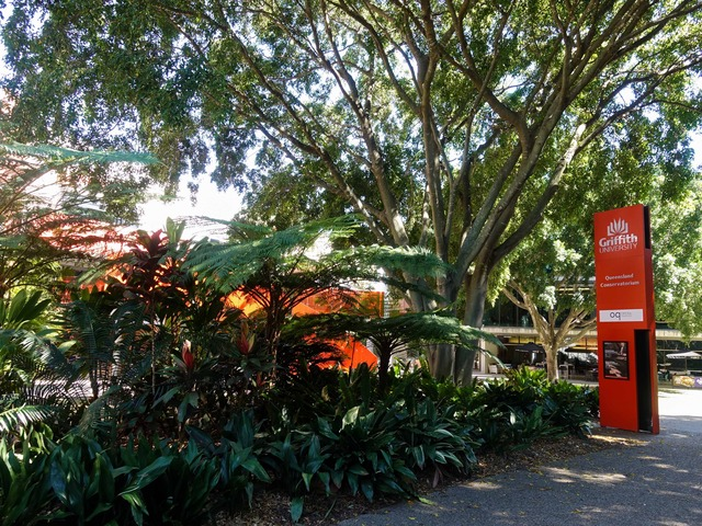 Griffith University,  South Bank Campus 2_edit