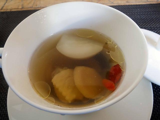 鶏手羽先と新しょうがのスープ 2_edit