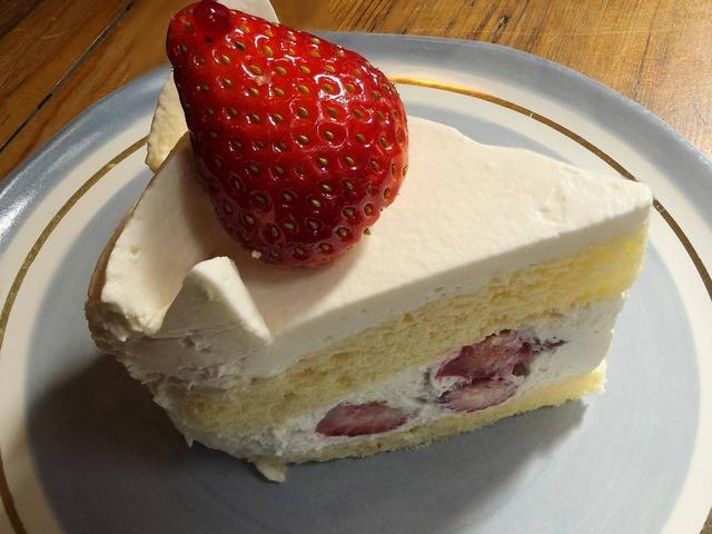 いちごのショートケーキ 1_edit