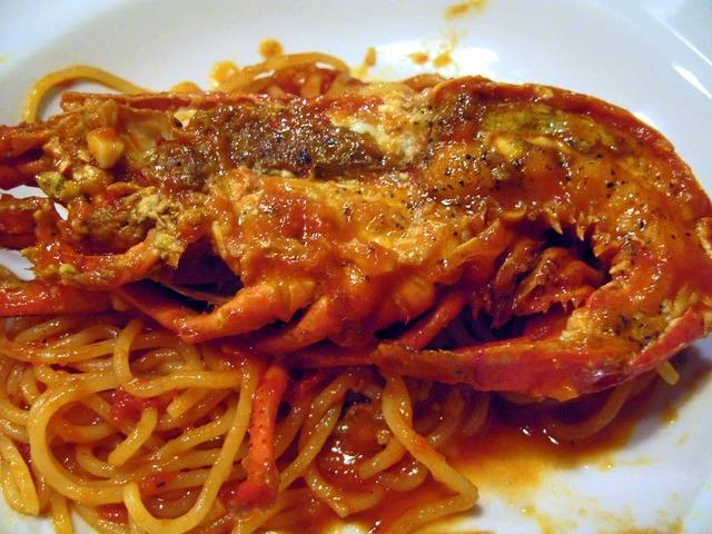 オマールのスパゲッティー 4_edit