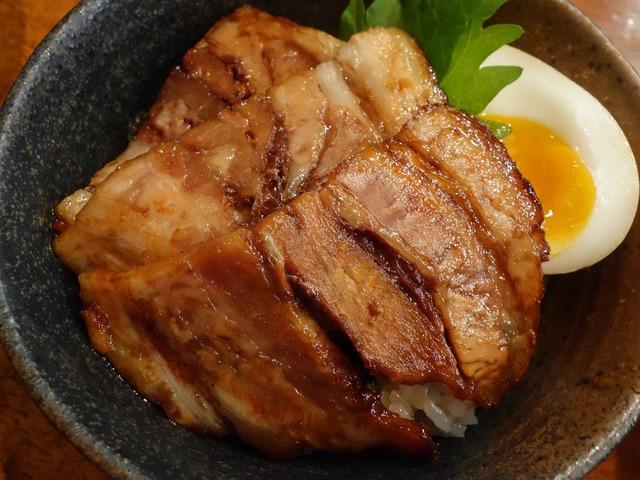 チャーシュー丼(たれ) 5_edit
