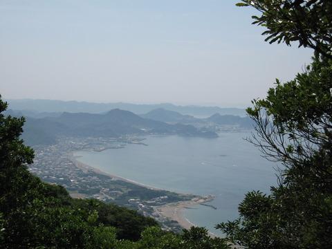 鋸山からの眺望 1