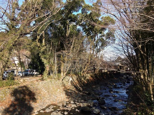 楓橋から桂川を望む 1_edit