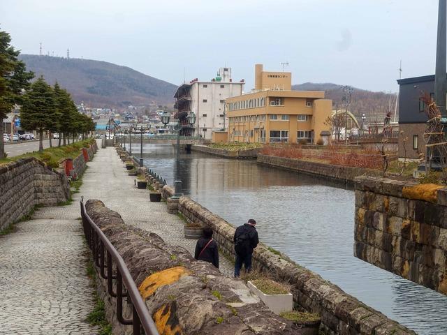 小樽運河 8_edit